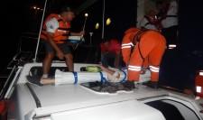 Serviço de Busca e Salvamento Marítimo do Leste socorre passageiro de navio de cruzeiro no sul da Bahia