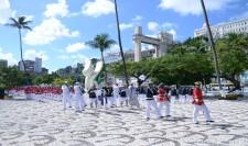 2º Distrito Naval celebra os 151 anos da Batalha Naval do  Riachuelo