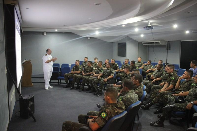 Capitania dos Portos do Ceará recebe visita de alunos do Núcleo de ... 6e36c9453ad