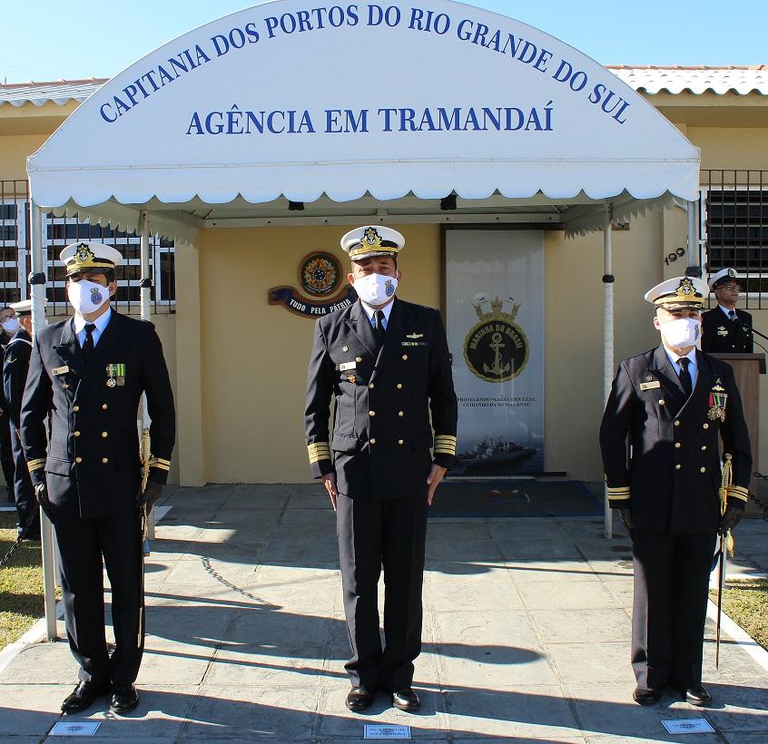 Momento da investidura do Cargo de Agente da Capitania dos Portos em Tramandaí.jpg