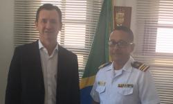 Coronel Polícia Miitar (RR) Ávila e Ajudante da CFMT CC (AFN)Alexandre