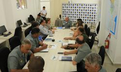 Com6DN recebe comitiva da Prefeitura Municipal de Cuiabá-MT