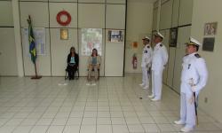 Cerimônia de transmissão de cargo de Agente