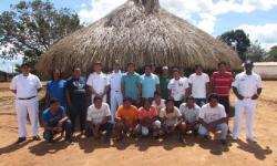 Instrutores da AgSF Araguaia, indígenas e ribeirinhos do município de São José do Xingu-MT