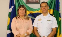 Prefeita e Agente de São Félix do Araguaia