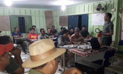 Dezenove alunos participaram do curso