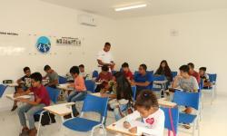 As aulas são oferecidas aos dependentes de militares e servidores civis do Com6ºDN