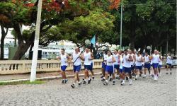 Corrida no Porto Geral de Corumbá