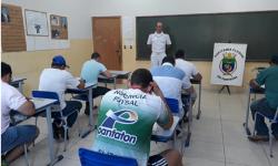 Aplicação do exame de Arrais Amador em Chapadão do Sul-MS