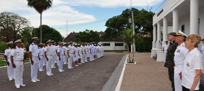 Autoridades civis e militares participaram do evento