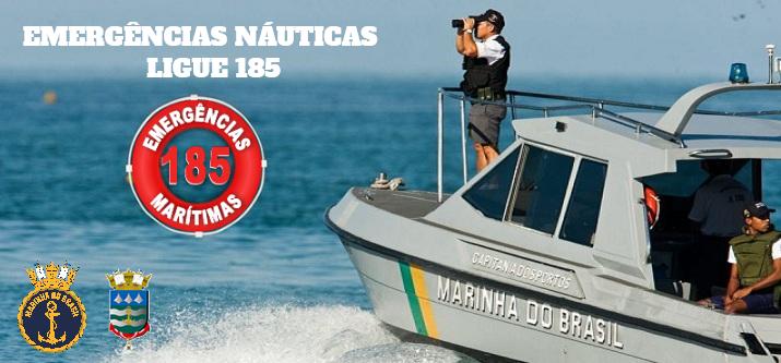 Emergências náuticas
