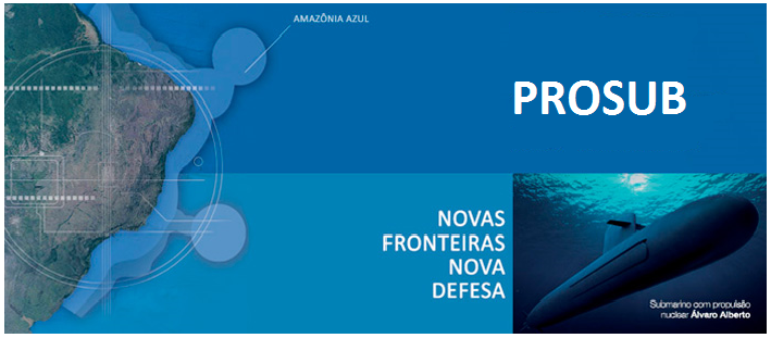 progrma submarino nuclear