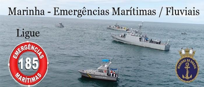 Emergencias Marítimas / Fluviais