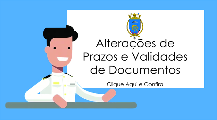 Alterações de Prazos e Validades de Documento