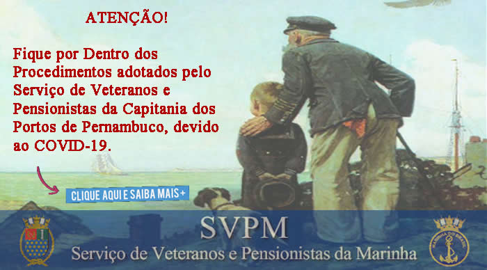 ATENDIMENTO À FAMÍLIA NAVAL - Veterenos, Pensionistas e Inativos / PLIM