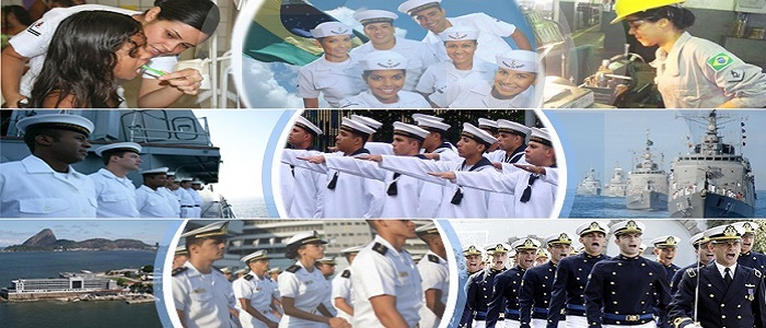 Ingresse na Marinha