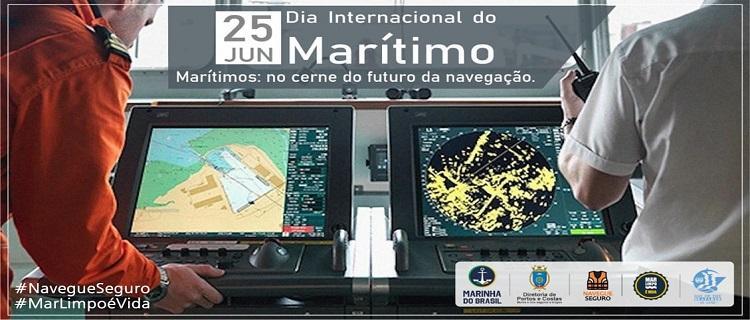 25 de Junho - Dia Internacional do Marítimo