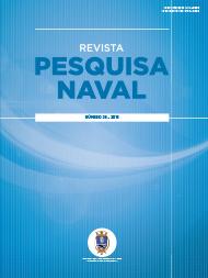 Revista Pesquisa Naval 2019 - Versão em Inglês