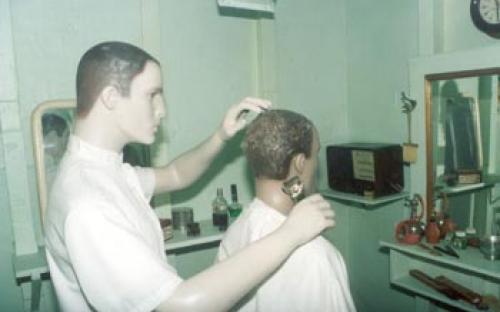Barbearia de bordo