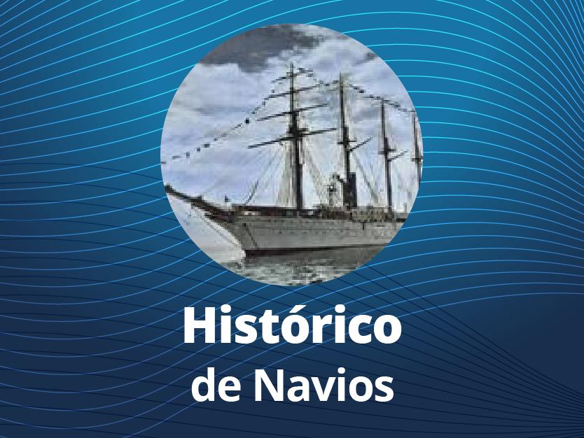 Consulta ao Histórico de Navios