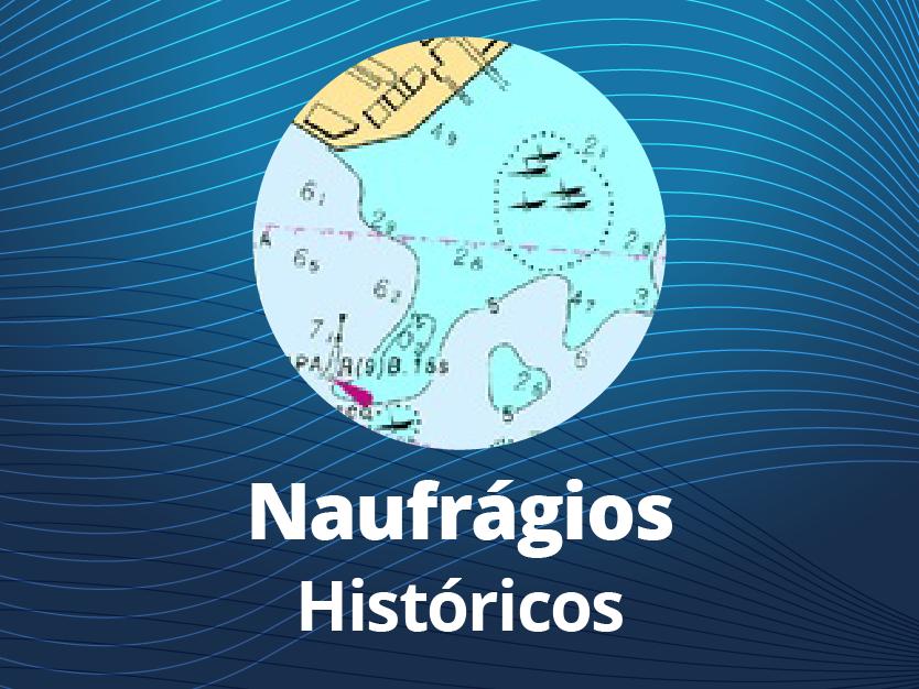 Informações sobre Naufrágios Históricos