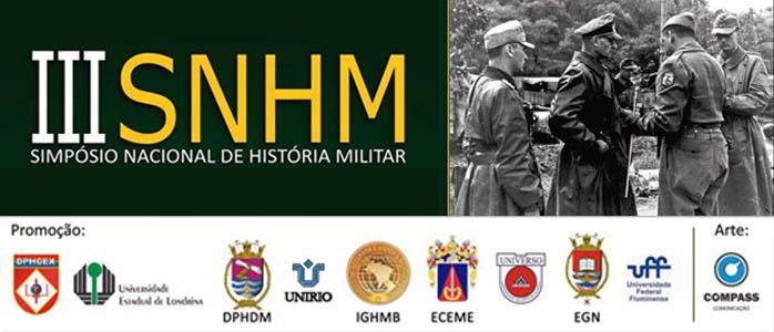 Simpósio Nacional De História Militar
