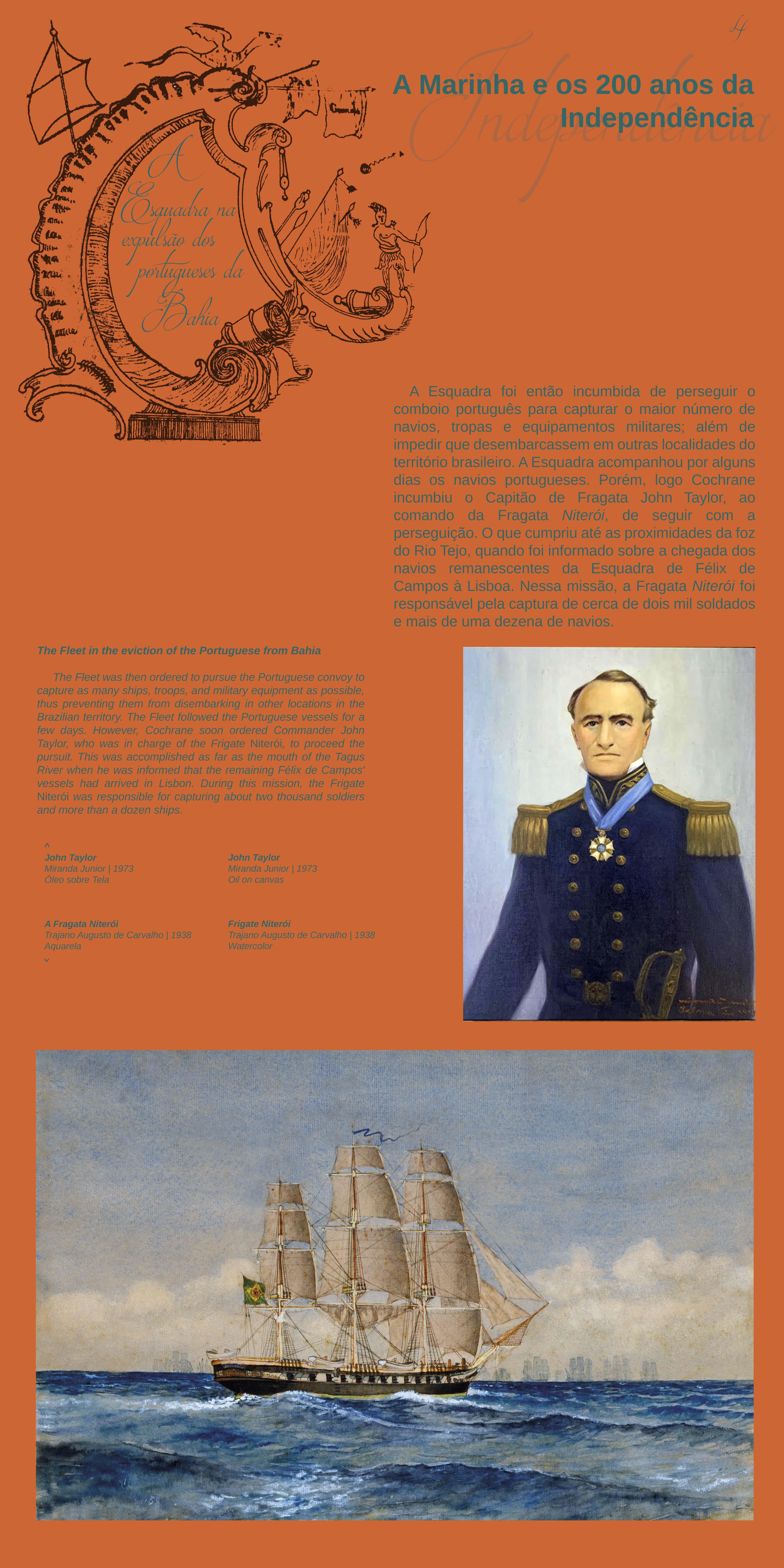 A Esquadra na explsão dos portugueses da Bahia (2º)