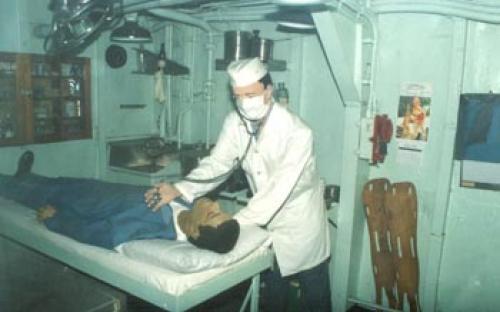 Enfermeiro de Bordo