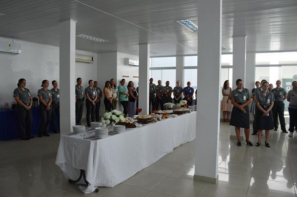 EAMSC REALIZA CONFRATERNIZAÇÃO ALUSIVA AO DIA INTERNACIONAL DA MULHER