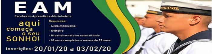 Concurso EAM 2020