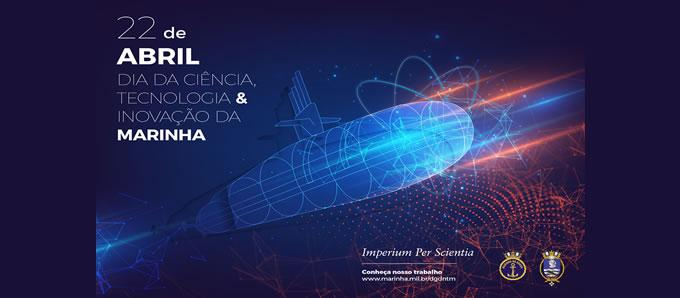 Dia da Ciencia Tecnologia e Inovacao da Marinha