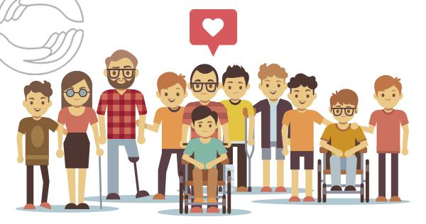 Inclusão Social da Pessoa com Deficiência   Saúde Naval