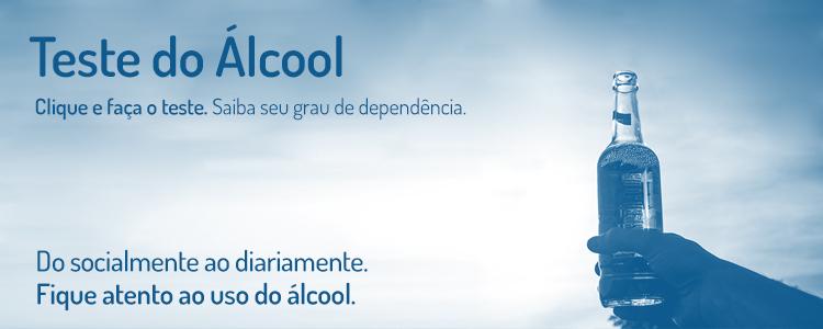 Teste sobre Alcoolismo