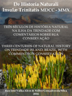 De Historia Naturali Insulæ Trinitatis MDCC-MMX: Three Centuries of Natural History on Trindade Island, Brazil, With Comments on Conservation