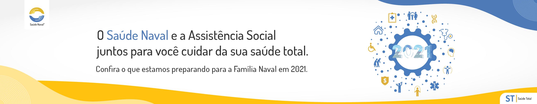 Saúde Naval - Balanço Saúde Total - JAN/21