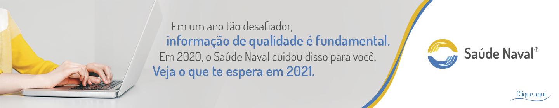 Saúde Naval - Balanço 2020 - JAN/21