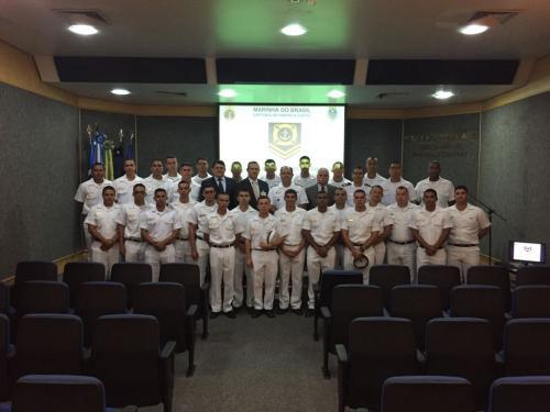 DPC entrega habilitações aos primeiros militares da especialidade de Segurança do Tráfego Aquaviário