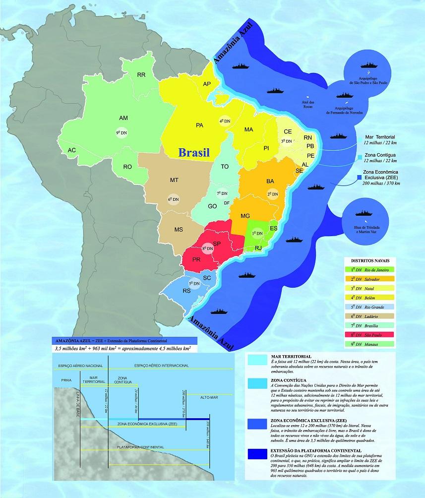 Amazônia Azul