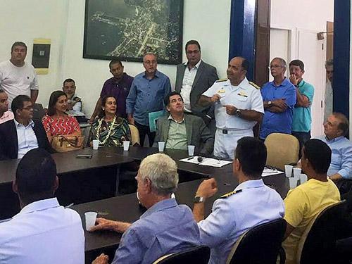 MB participa de evento sobre regulamentação da profissão de Marinheiro de Esporte e Recreio