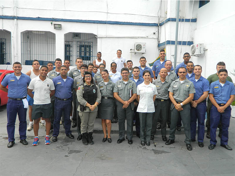 Capitania Dos Portos Da Paraíba Recebe Representante Da