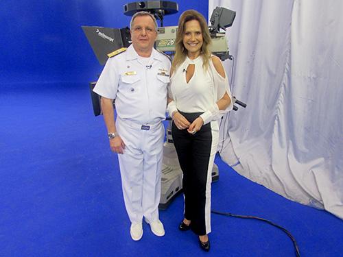 8f80d05782 Marinha do Brasil enfoca seu papel de segurança marítima em programa de TV