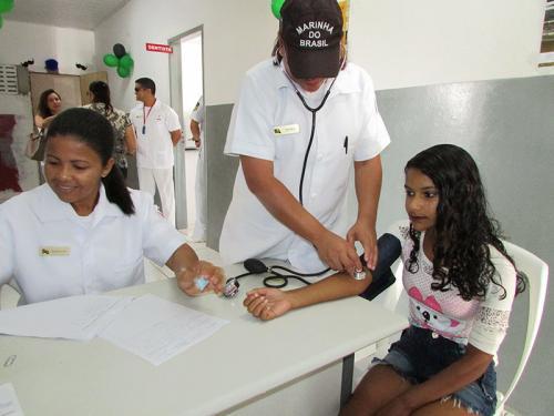 CPSE realiza Ação Cívico-Social no povoado de Pedreira