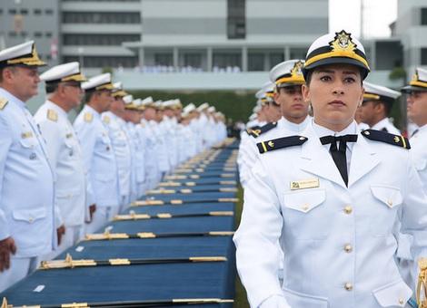 Mulher na Marinha | Marinha do Brasil