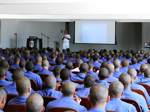 Corpo De Alunos Da Escola De Aprendizes Marinheiros De