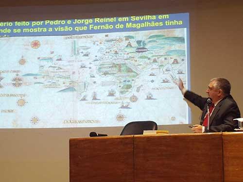 Resultado de imagem para 5º Centenário da primeira volta ao mundo: A estadia da frota no Rio de Janeiro