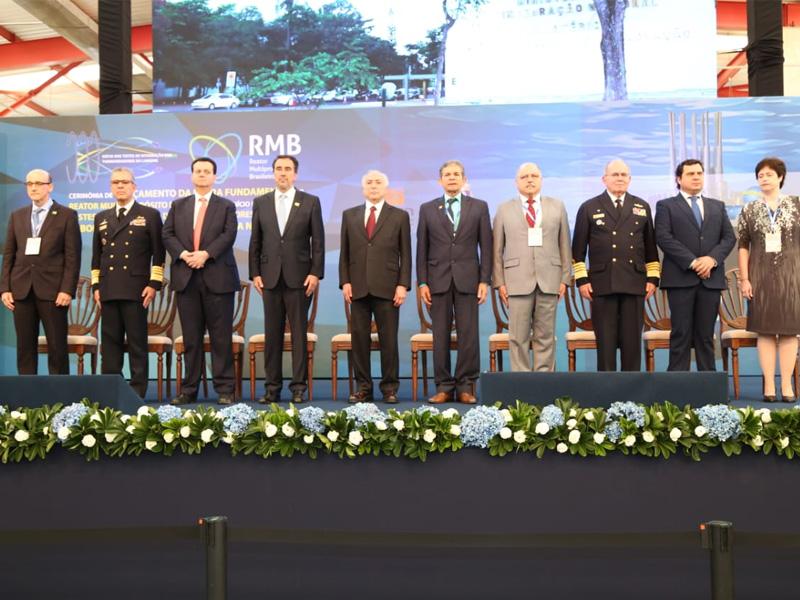 1723c906e9 Presidente do IPEN  Diretor-Geral de Desenvolvimento Nuclear e Tecnológico  da Marinha  Ministro da Ciência