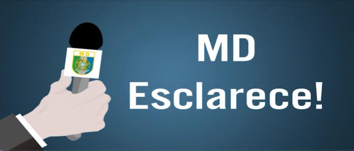MD Esclarece - Vídeos com Explicações sobre o PL 1645/2019