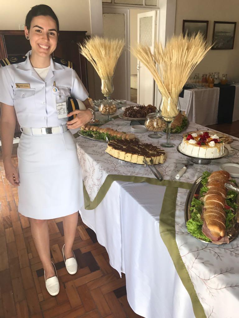 Nutricionistas Podem Tambem Fazer Parte Da Marinha Do Brasil