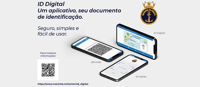 Vitrine ID Digital SIM
