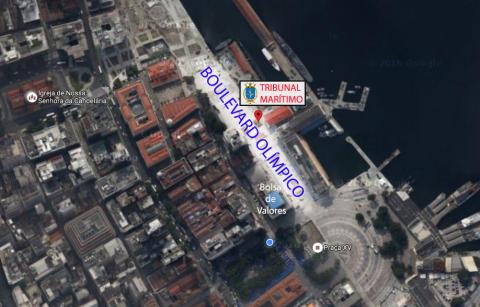 Prezado(a) Cliente, com a inauguração do Boulevard Olímpico, o acesso ao Tribunal Marítimo voltou a ser pela portaria principal.